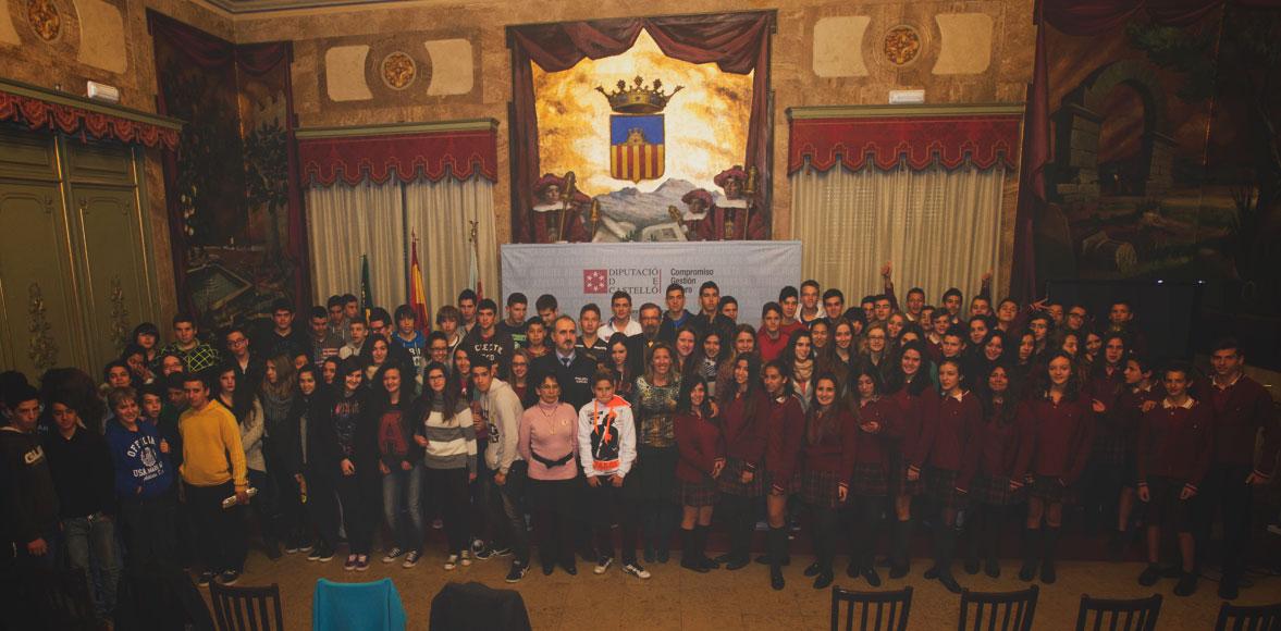 Concurso de Redaccion Rocio en Nuestros Corazones - AFAVIR