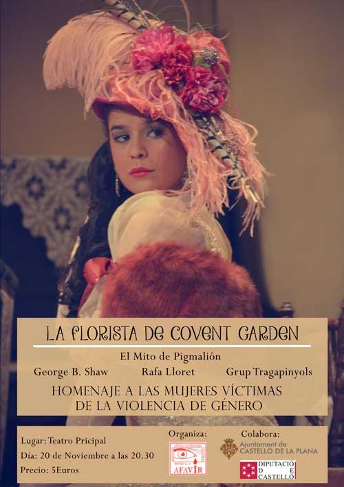 La Florista del Covent Garden - AFAVIR