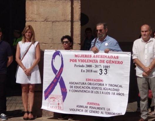 Manifestación día 27 de octubre en Madrid en apoyo a la lucha contra la Violencia de Género
